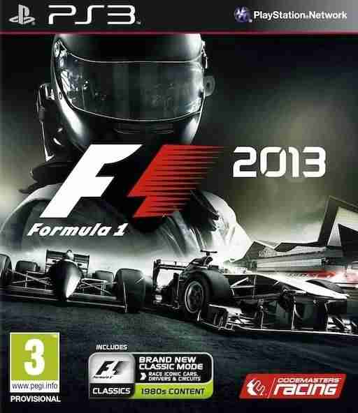 Descargar F1 2013 [MULTI][Region Free][FW 4.3x][COLLATERAL] por Torrent